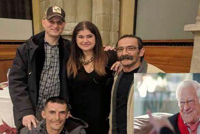 Lucía Etxebarria se cubre de mierda con su tuit sobre su cena solidaria con el padre Ángel