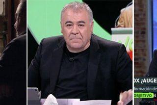 Así se lava las manos Ferreras con el fiasco de laSexta contra VOX: se vuelca con Salvados y 'pasa' del pufo de Pardo