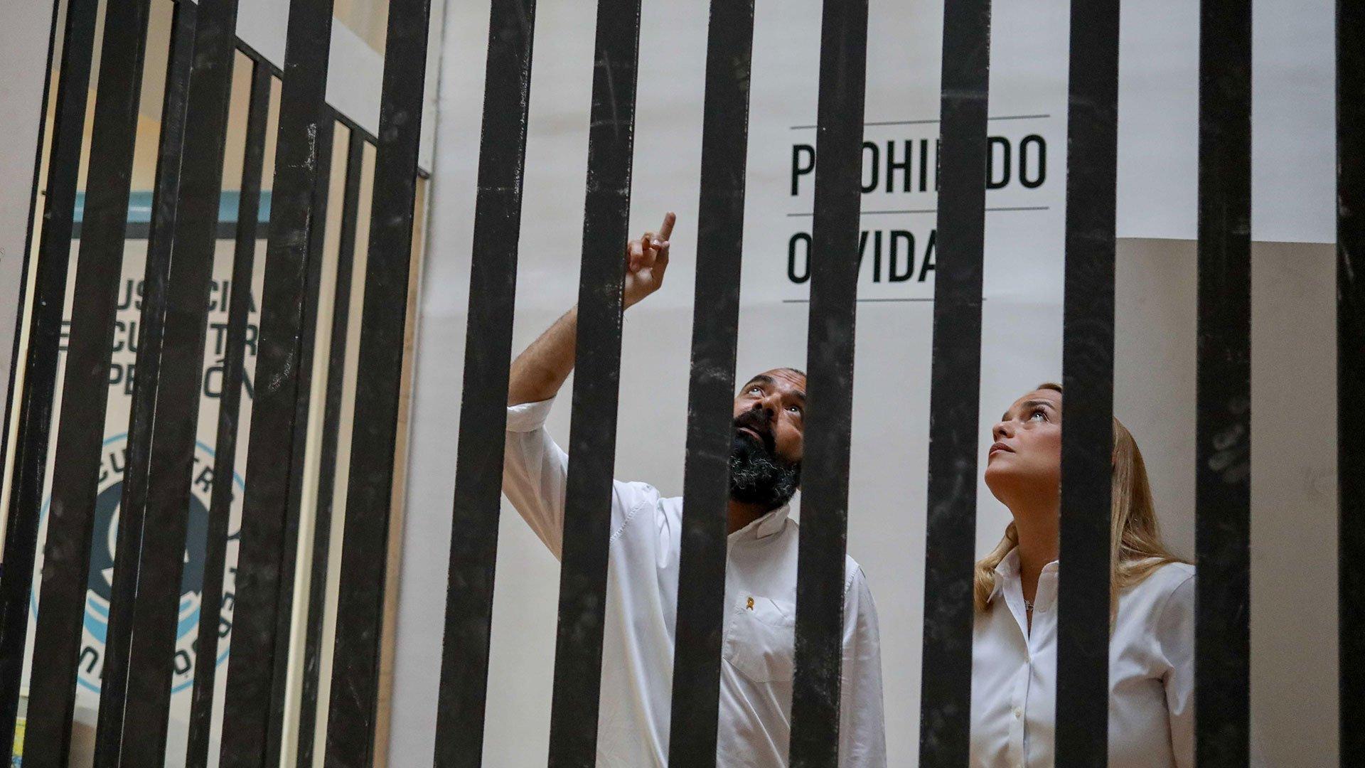 Venezuela: Inauguraron una exposición sobre torturas, asesinatos y presos políticos