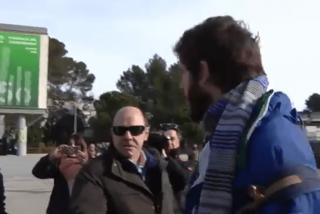 """""""Cogeremos las pistolas"""": así son las amenazan a jóvenes constitucionalistas en la Universidad de Barcelona"""