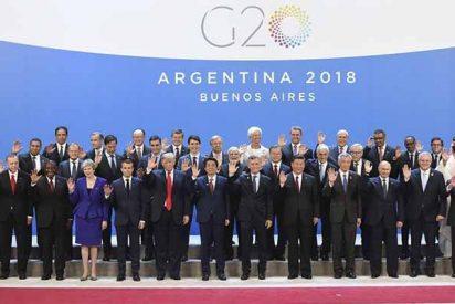 """Fran Brenes: """"Duro traspié tras el G20 en el Dow Jones"""""""