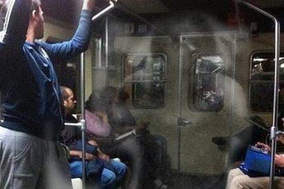 ¿Conoces la aterradora historia del fantasma que viaja por el Metro de Tirso de Molina?