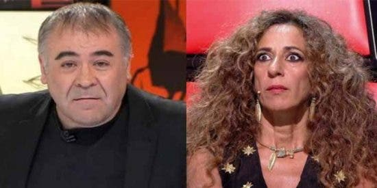 'LaSexta TV': 'La Voz Kids' se cuela en plena directo de 'Al Rojo Vivo' y deja a cuadros a Ferreras