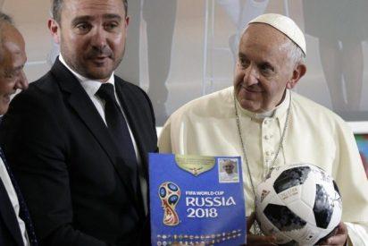 """Papa: """"El deporte es desarrollo, honestidad, respeto y trascendencia"""""""