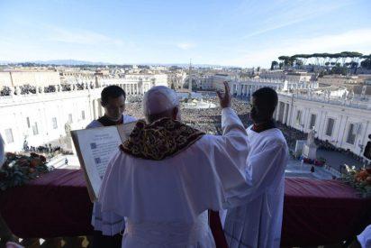 El urbi et orbi del Papa de la 'fraternité'