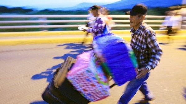 Los pueblos del norte de Chile, al límite del colapso por la llegada masiva de la diáspora venezolana