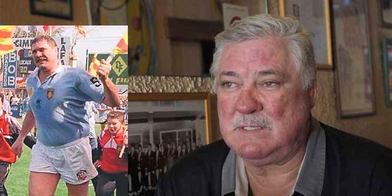 Matan a golpes en su bar, al mítico Barend Britz, antigua estrella de la USAP, el equipo de rugby de Perpiñán