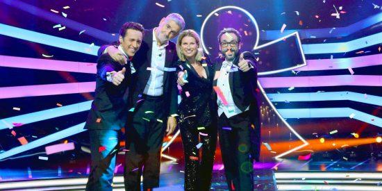 La Gala 'Inocente, Inocente' consiguió más de un millón de euros para ayudar a niños con discapacidad