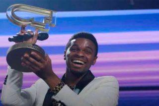 'Operación Triunfo': el nigeriano-sevillano Famous es el ganador de la edición 'OT 2'18'