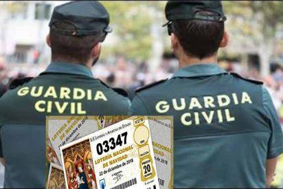 La Guardia Civil alerta sobre lo que jamás debes hacer en redes sociales este 22 de diciembre con la Lotería