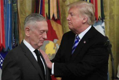 """Otro que se va de la Casa Blanca: el secretario de Defensa deja el cargo por sus """"diferencias"""" con Trump"""