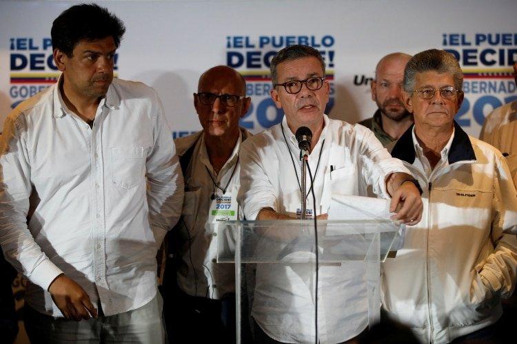 La oposición venezolana, lista para asumir la presidencia de Venezuela tras la salida de Nicolás Maduro