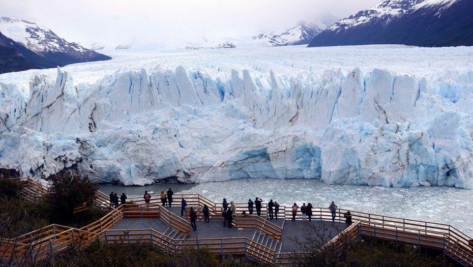 El deshielo de glaciares de los Andes, a niveles sin precedentes