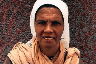 Al Qaeda confirma tener secuestrada a la monja colombiana Gloria Cecilia Narváez