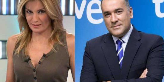 """Tertsch le saca los colores a la TVE de Rosa María Mateo y a Atresmedia por su """"sectarismo ultraizquierdista"""" con VOX"""