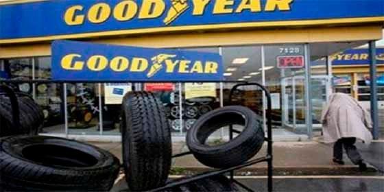 La multinacional Goodyear dice good bye a Venezuela y pagará como indemnización 10 neumáticos por empleado