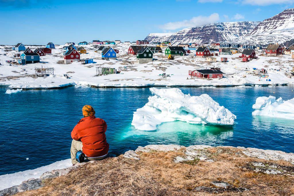 Groenlandia, la isla danesa que es estratégica para EEUU, pero que China quiere