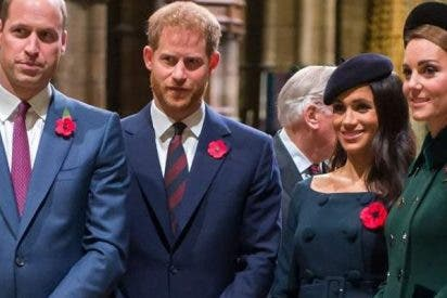 """El príncipe Harry acusa a Guillermo de querer """"arruinar su relación"""" con Meghan Markle"""