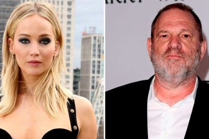 El vomitivo comentario del productor Harvey Weinstein sobre Jennifer Lawrence