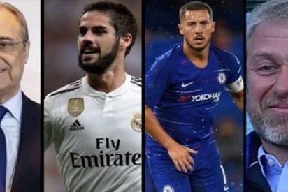 El Real Madrid descarta totalmente el '2x1' por Hazard en verano