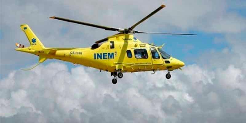 Cuatro muertos, entre ellos un médico español, al desplomarse un helicóptero sanitario en Portugal
