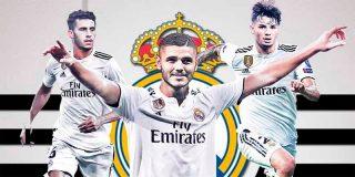 Real Madrid: Así quedaría la plantilla con Hermoso, Icardi y Brahim