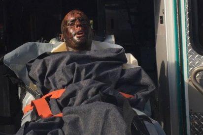 """Un ladrón permaneció dos días atrapado en el ducto de ventilación: """"¡Sáquenme de aquí!"""""""