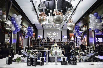 Hard Rock Cafe Barcelona monta el fiestón de fin de año más divertido de la ciudad