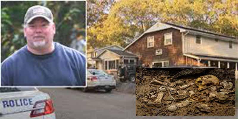 Durante 57 años pensó que su padre los había abandonado: hasta que excavó en el sótano...
