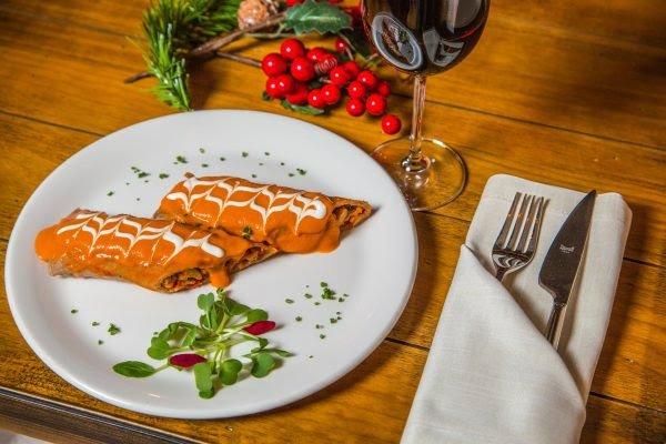 Menú Húngaro y Vegano por Navidad