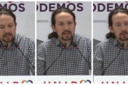 """Un Iglesias sobrepasado se lanza contra VOX sin nombrarles: """"Ningún miedo a la extrema derecha, compromiso y antifascismo militante"""""""