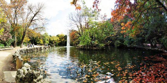 Un paseo por el corazón de Valladolid... El Campo Grande