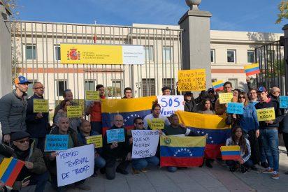 """Los venezolanos en España: """"No queremos subvenciones, sino poder trabajar"""""""