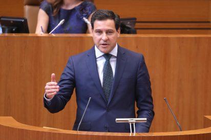 """De la Hoz: """"es muy triste que el PSOE de Castilla y León tenga como única guía de conducta la defensa del Gobierno de Sánchez"""""""