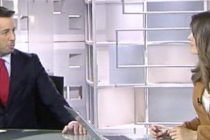 ¿Viste el sorprendente gesto de Matías Prats con Leticia Iglesias en pleno 'Informativo Matinal' de Telecinco?