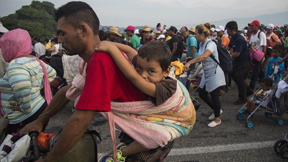 Los obispos de Honduras piden al Gobierno defender el derecho a emigrar y también el de no hacerlo