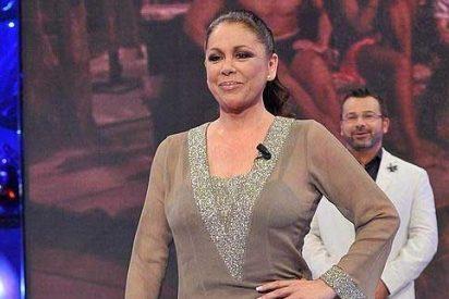 La visita de Isabel Pantoja al 'Deluxe': ¿nueva tomadura de pelo de Telecinco?