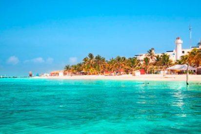 Playas paradisíacas: Playa Norte, Isla Mujeres