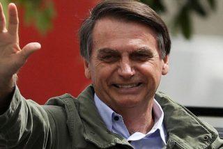 """Jair Bolsonaro: Lucharemos, """"dentro de la legalidad"""", contra los regímenes de Cuba y Venezuela"""