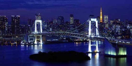 Vive la vida nocturna de Tokio