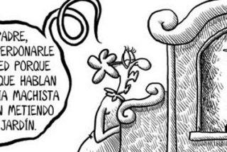 """Antonio Aradillas: """"El machismo de la Iglesia es inmoral"""""""