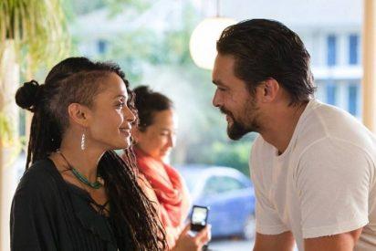 La romántica historia de Jason Momoa con su amor platónico Lisa Bonet, ex de Lenny Kravitz