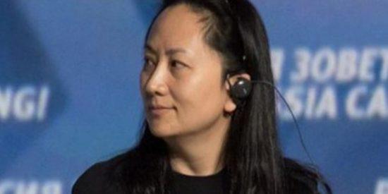 ¿Sabes qué advertencia a hecho China a Canadá en relación a la jefa financiera de Huawei?