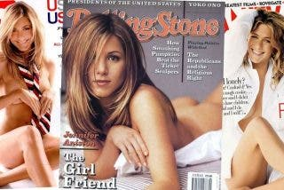 Jennifer Aniston confiesa que tiene un extraño hábito al desnudarse