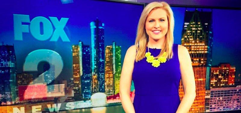 Jessica Starr, presentadora del tiempo de Canal FOX, se suicida a los 35 años