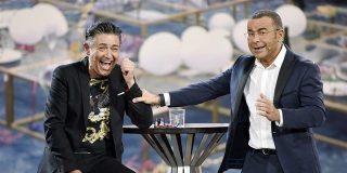 Telecinco oculta una brutal pelea en plató con Jorge Javier Vázquez que acabará en Fiscalía