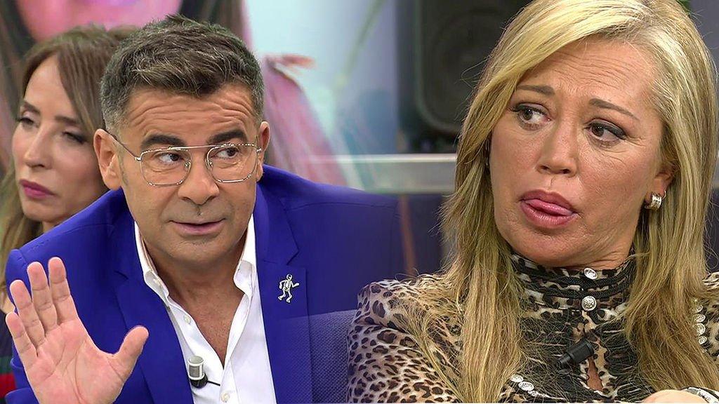 La brutal pelea en el pasillo entre Jorge Javier Vázquez y Belén Esteban dinamita Telecinco