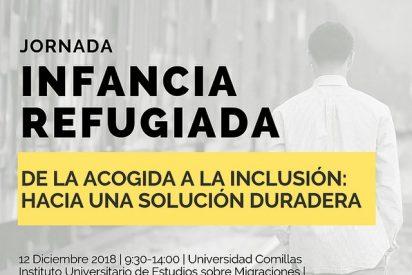 Organizaciones sociales analizarán la realidad de menores refugiados en España