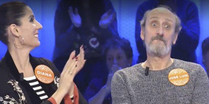 El cabreo del actor José Luis Gil con Fran en 'Pasapalabra'