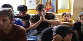 Francisco recibirá a estudiantes cristianos de Irak invitados al Vaticano por Scholas Occurrentes